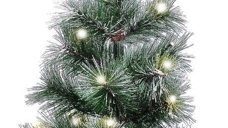Solight 1v238 Vánoční LED stromek 15 LED, teplá bílá, 45 cm