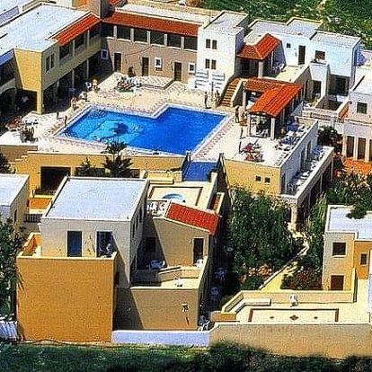 Řecko - Kréta letecky na 7-12 dnů