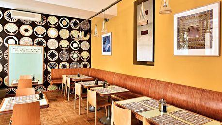 Otevřené vouchery do restaurace Dynamo: 300–1000 Kč