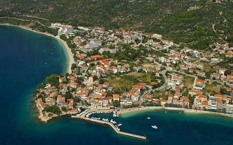 Chorvatsko - Makarská riviéra na 8 dnů