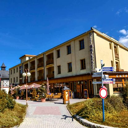 EXTRA SLEVA: Hotel Smokovec *** u lanovky na Hrebienok