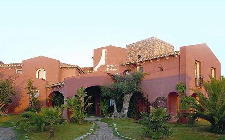 Itálie - Sardinie: Hotel Il Vecchio Mulino