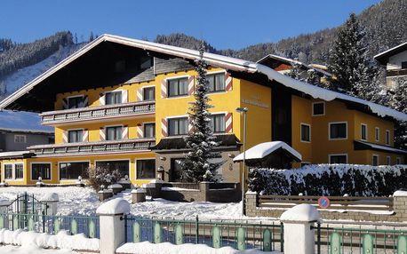 Schladming: 3* Hotel Schladmingerhof s polopenzí a wellness
