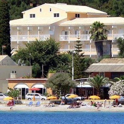 Řecko - Korfu letecky na 7 dnů