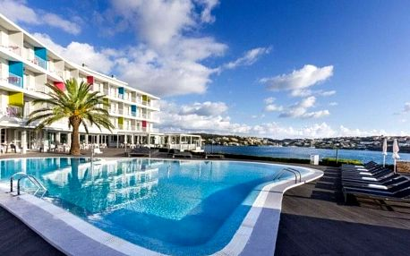 Španělsko - Menorca letecky na 8 dnů, snídaně v ceně