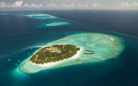 Maledivy - Jižní Atol Male letecky na 9-16 dnů, plná penze