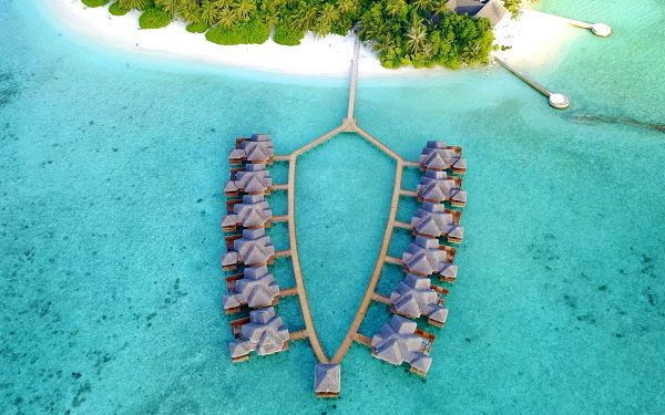 Hotel Fihalhohi Island Resort, Jižní Atol Male, letecky, plná penze3