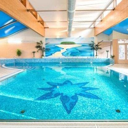 Karlovy Vary v Interhotelu Central ****: Relaxační pobyt s wellness, 4 léčebnými procedurami a polopenzí