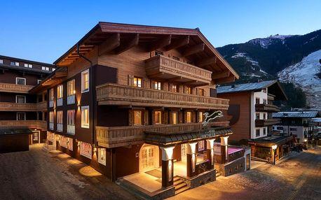 Rakousko - Saalbach - Hinterglemm na 6-11 dnů, polopenze