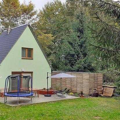 Pobyt na Vysočině: pronájem chaty až pro 6 osob