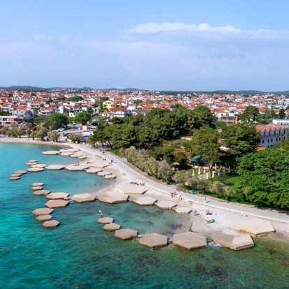 Chorvatsko - Vodice na 4-10 dnů, all inclusive