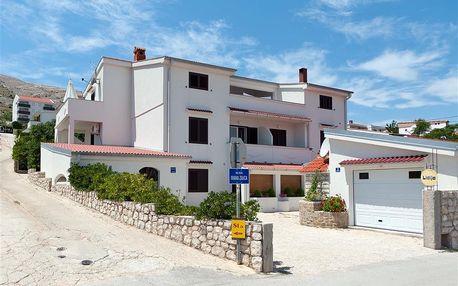 Apartmánový dům Jadran, Severní Dalmácie