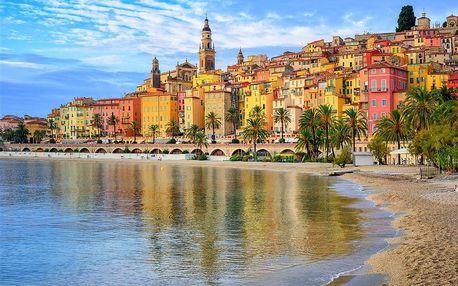 Krásy Azurového pobřeží 2022