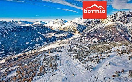 Hotel Cervo - 5denní lyžařský balíček se skipasem a dopravou v ceně, Alta Valtellina