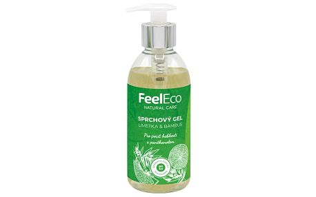 Feel Eco sprchový gel limetka&bambus 250 ml Limited edition