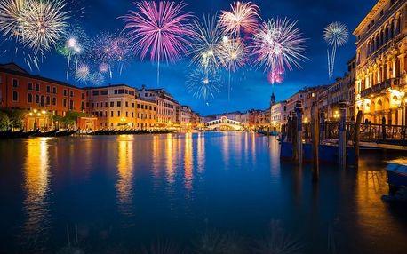 Silvestr v Benátkách, Veneto