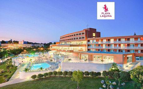 Hotel Albatros, Istrie