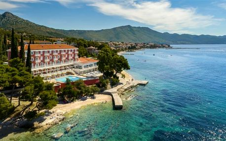 Chorvatsko - Orebić na 4-8 dnů, all inclusive