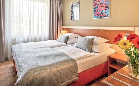 Pobyt v Praze: hotel se snídaní, 5 min. od metra