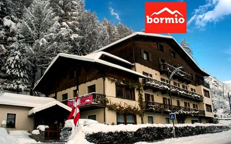 Hotel Daniela - 5denní lyžařský balíček se skipasem a dopravou v ceně, Alta Valtellina