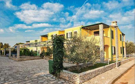 Villa Faro, Istrie