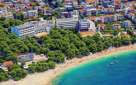 Hotel Biokovka, Střední Dalmácie