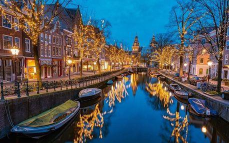 Adventní Amsterdam a festival světel, Amsterdam