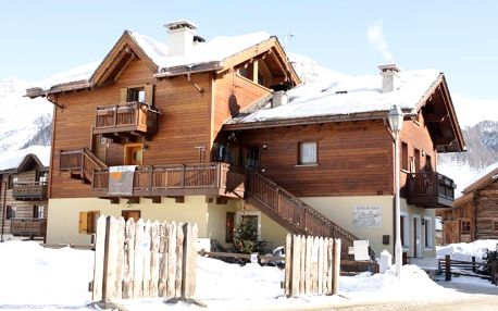 Apartmány Chalets Canton – Free ski, Alta Valtellina – Livigno