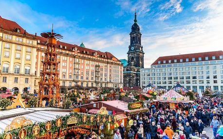 Adventní trhy v Drážďanech, Sasko