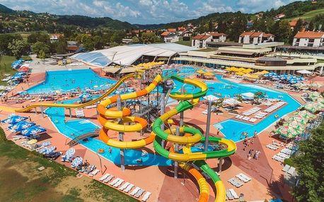 Chorvatsko - Terme Tuhelj na 3-8 dnů