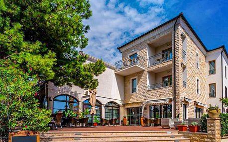 Hotel Nikola, Severní Dalmácie