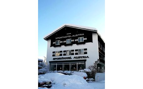 Sporthotel Austria, Tyrolsko