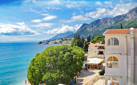Chorvatsko - Gradac na 8-17 dnů, polopenze
