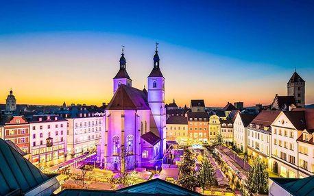 Adventní Regensburg, Bavorsko