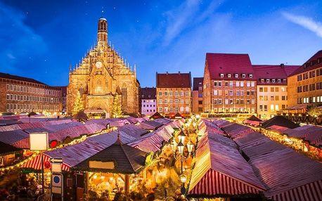 Adventní Norimberk, Bavorsko