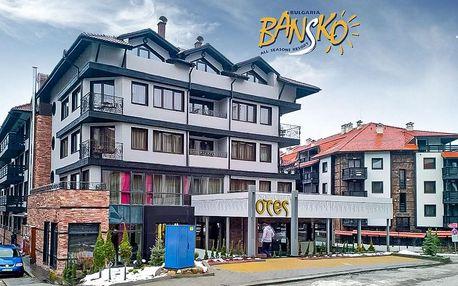 Hotel Ores, Pirin