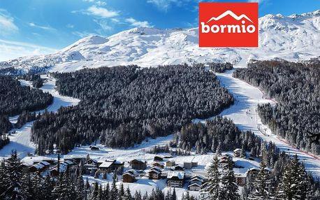 Hotely Bormio a okolí – různé hotely – 5denní lyžařský balíček se skipasem a dopravou v ceně, Alta Valtellina