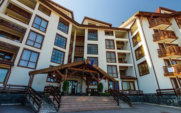 Hotel Belvedere – 7denní lyžařský balíček se skipasem a dopravou v ceně, Pirin, autobusem, polopenze3