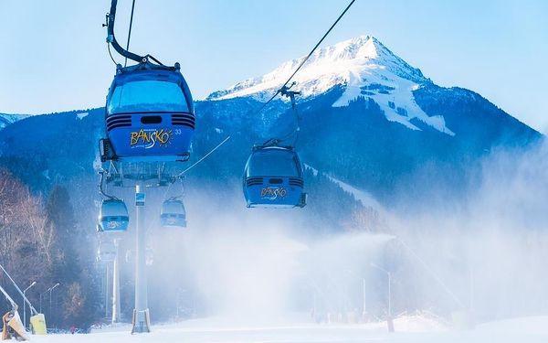 Hotel Belvedere – 7denní lyžařský balíček se skipasem a dopravou v ceně, Pirin, autobusem, polopenze5