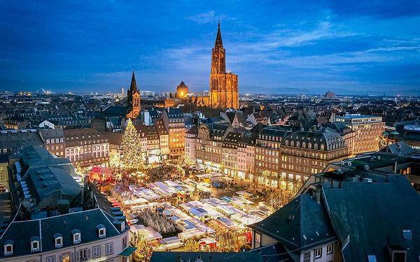 Adventní trhy ve francouzském Štrasburku, Východní Francie