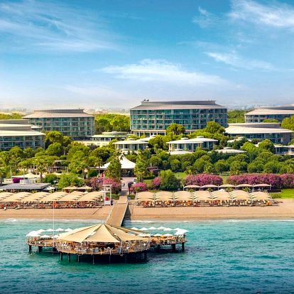 Turecko - Belek letecky na 8-15 dnů, all inclusive