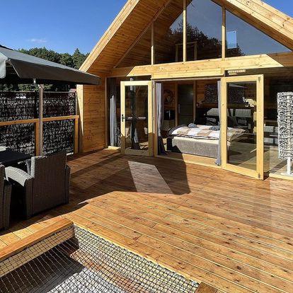 Lakehouse Amálka: snídaně a 60min. vstup do sauny