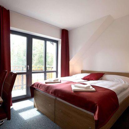Relax v oblibené Tatranské Lomnici v luxusním pokoji Vily Dedo***