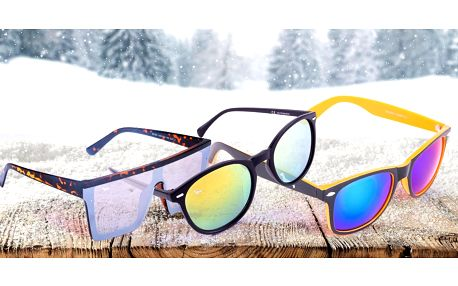 Unisex sluneční brýle Kašmir Wayfarer: 29 druhů