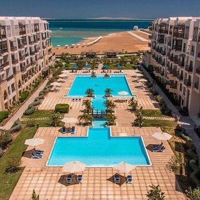 Egypt - Hurghada letecky na 8-15 dnů