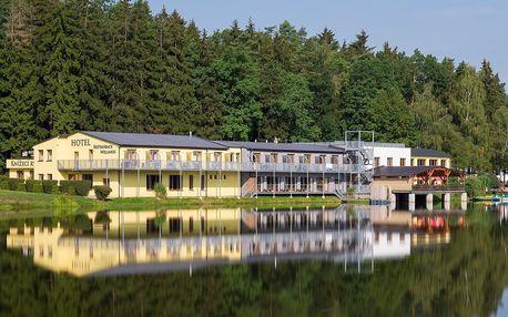 Wellness pobyt u Knížecího rybníka v jižních Čechách
