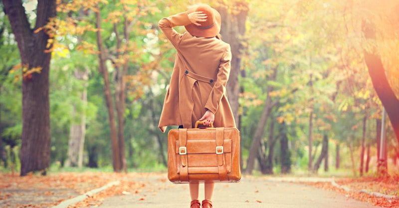 Podzim na cestách