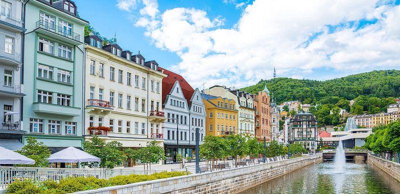Relaxujte v TOP 5 lázeňských městech