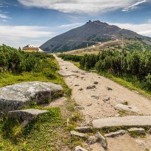 Zdolejte s námi nejvyšší hory Česka