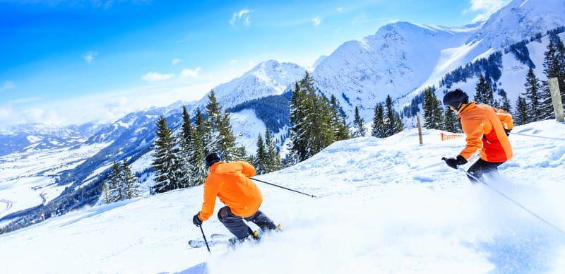 Kam za nejlepší lyžovačkou vRakousku?